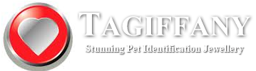 Tagiffany Designer Pet Identification Tags at Chelsea Dogs