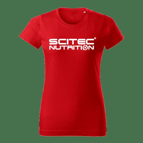 T-Shirt Basic Scitec Nutrition W