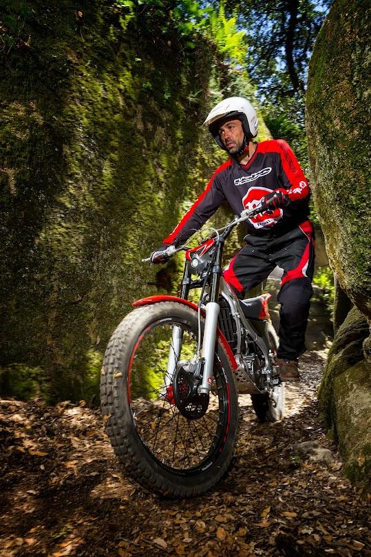 Nueva Montesa Cota 4rt Trial-excursión 2015 Cota2015STD_a009