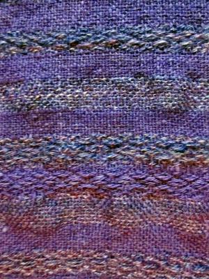 Muster vom Schal