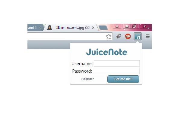 JuiceNote
