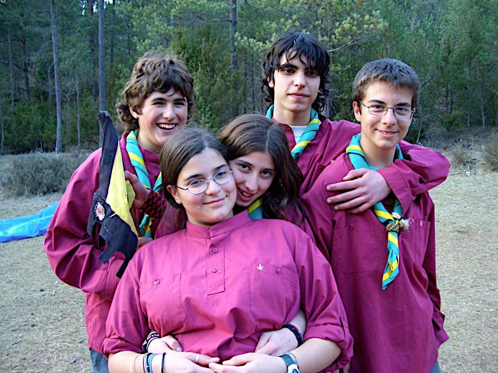 Campaments amb Lola Anglada 2005 - CIMG0287.JPG