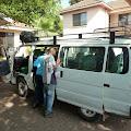 Dan 1 - krećemo na Kilimanjaro iz hotela u Moshiju
