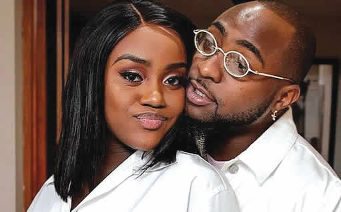 Davido's Fiancee, Chioma Surprises Him With An Emotional Birthday Gift