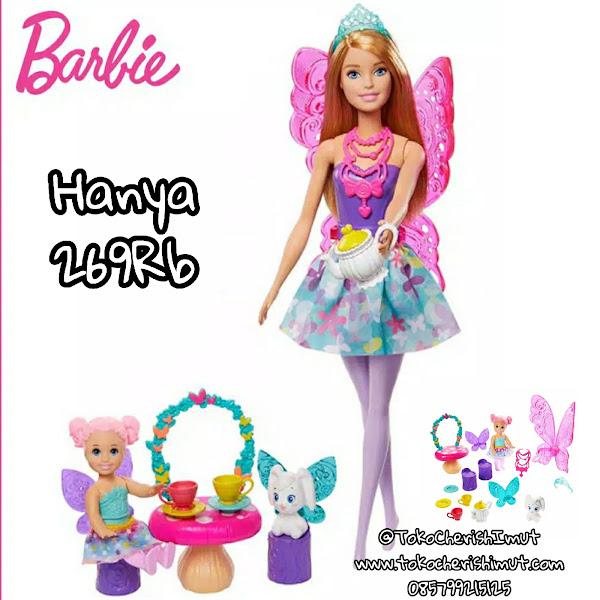 Jual Barbie Peri Fairy Diskon Murah Grosir Ecer Original Mattel