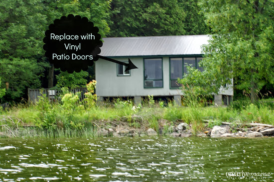 Royal Building Products - replace old wood windows with vinyl patio doors