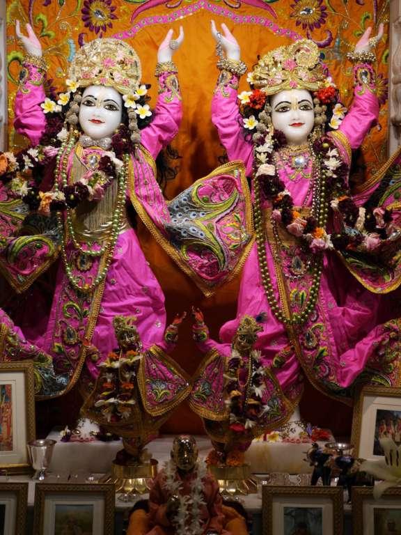 ISKCON New Govardhan Deity Darshan 16 Dec 2015 (23)