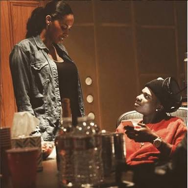 Wizkid's 3rd Baby Mama, Jada Pollock Finally Unveils The Face Of Their Son (Photos)