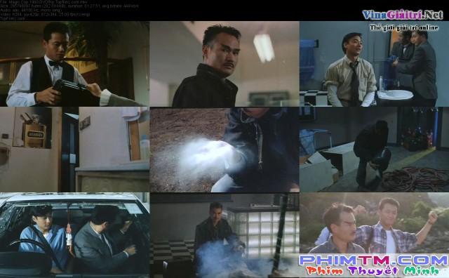 Xem Phim Đặc Cảnh Diệt Ma - Magic Cop - phimtm.com - Ảnh 1