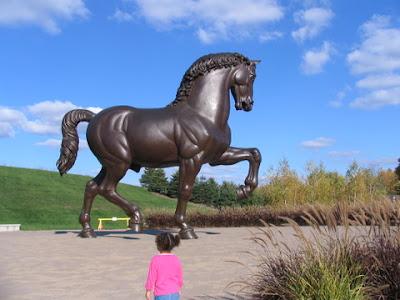 da Vinci Horse