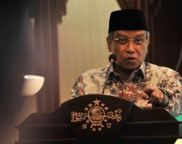 Said Aqil: Sejak Dulu Menteri Agama dari NU, Nah Sekarang Apa?