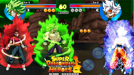 SAIUU! DRAGON BALL Z TAP BATTLE (MOD) SUPER/HEROES COM 90 PERSONAGENS! PARA ANDROID