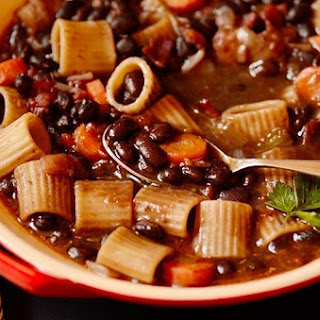 Bean Bacon Vegetable Soup Recipes