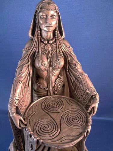 Danu Irish Goddess The Mother Goddess