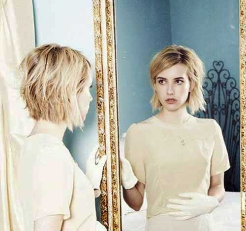 Superb Short Fine Blonde Pixie For Wavy Fine Hair Fashion Qe Short Hairstyles Gunalazisus