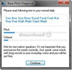 برنامج تغيير الصوت أثناء المكالمات الصوتية والمحادثات على الإنترنت Fake Voice -3