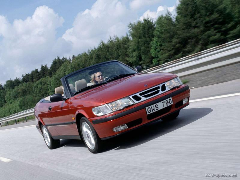 1999 saab 9 3 convertible specifications pictures prices rh cars specs com 1999 saab 9-3 manual climate control 1999 saab 9-3 manual boost controller