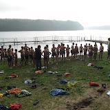 Obóz wakacyjny w Oćwiece