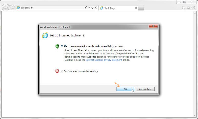 การแก้ปัญหา Internet Explorer ช้า กระตุก ชัก แง๊ก แง๊ก แง๊ก แง๊ก แง๊ก Ieslow_06