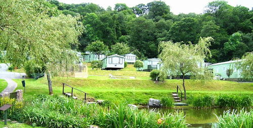 Camping  at PALE WOOD HOLIDAY HOME PARK