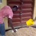 EXPOSED: Shock as Beans Sellers are caught spraying Sniper on beans to kill weevils (VIDEO)