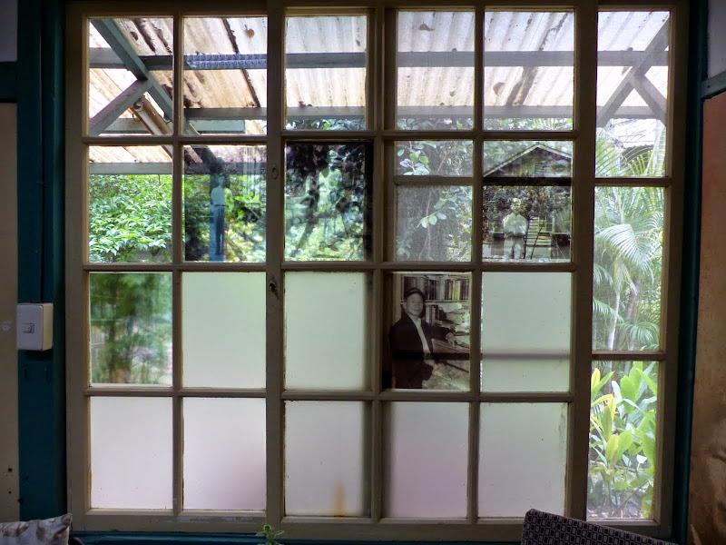 Taipei. Yin Foo-Sun s Residence . La maison d un.grand intellectuel Taïwanais, a côté de ShiDa - maison%2Becrivain%2B027.JPG