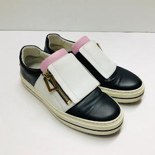 Roger Vivier Color Block Sneakers