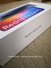 Handphone Baru..Redmi Note 9s..