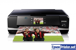 Download Epson Expression Photo XP-950 inkjet printer driver & deploy without installation DVD
