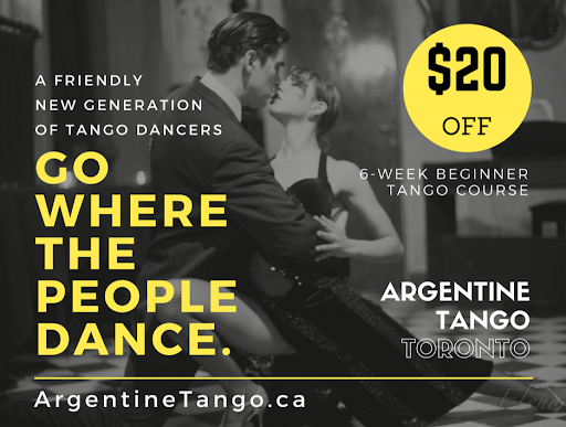 Argentine Tango Toronto by Bulent & Lina on Google