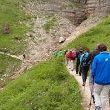 Wanderung mit Luis - Rosengarten 22.06.2015 Escursione con Luis - Catinaccio
