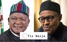 Governor Ortom Accuses Buhari of Working for Fulani Herdsmen to take over Nigeria