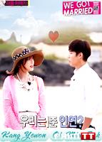 Kang Yewon - Oh Min Suk: Cặp Đôi Mới Cưới