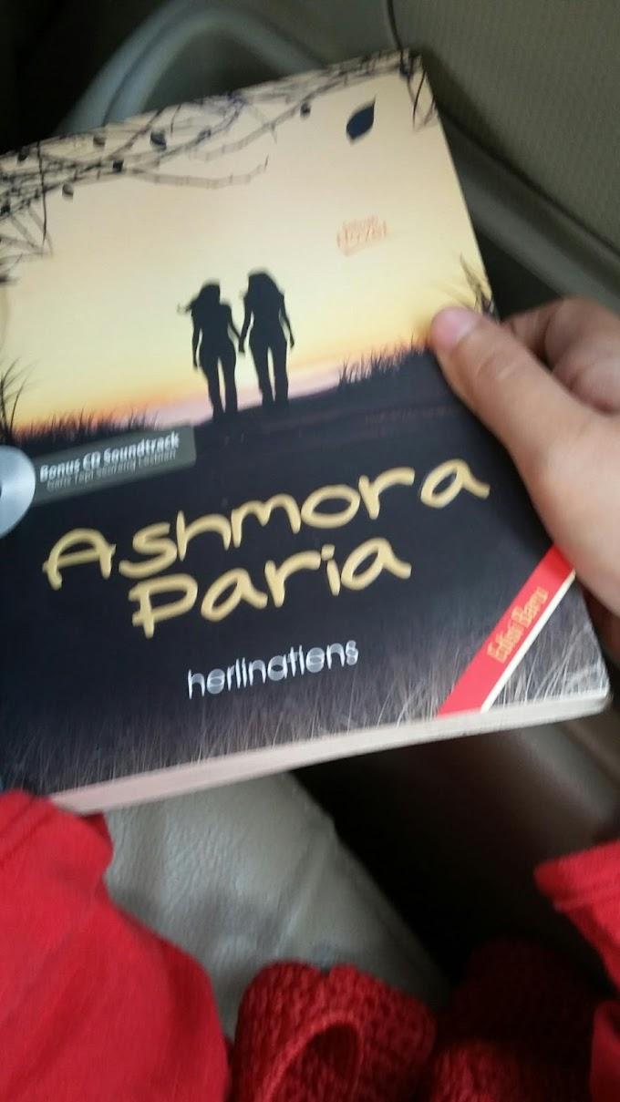 Ashmora Paria, Sebuah Kisah Penantian Cinta yang Tak Lekang Waktu