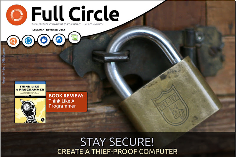 Full Circle Magazine Issue 67