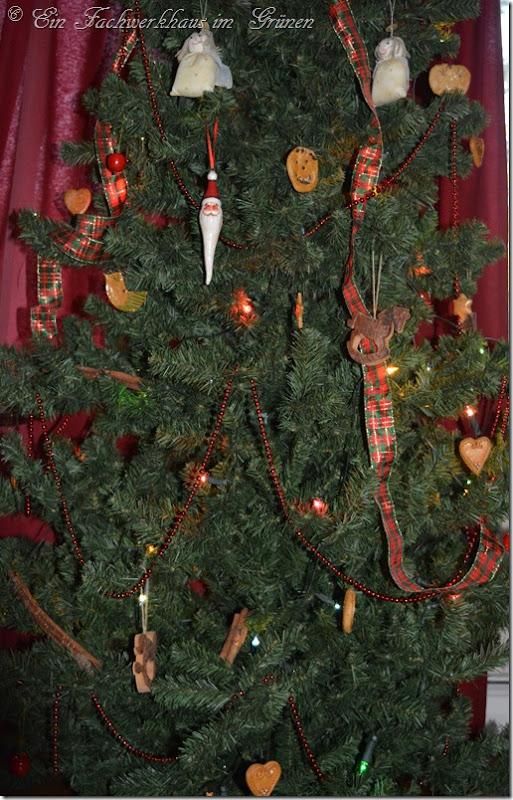 Festlicher Tannenbaum