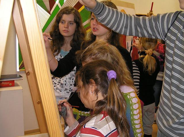 Kunstiosakonda sisseastunud laste pühitsemine - PB100345.JPG