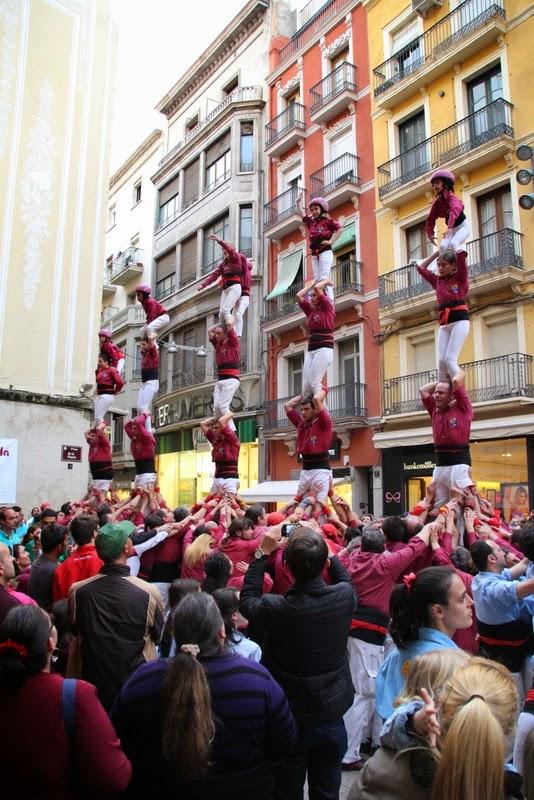Actuació 20è Aniversari Castellers de Lleida Paeria 11-04-15 - IMG_9033.jpg