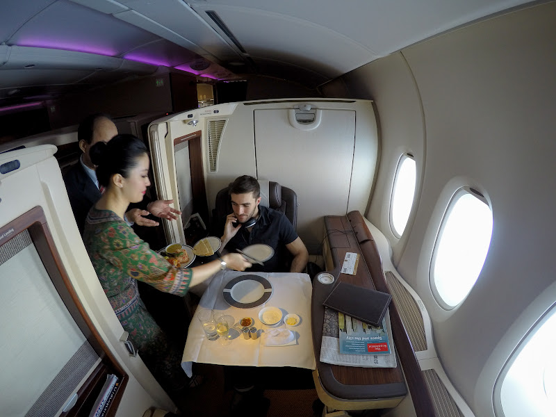 SIN%252520PVG 76 - REVIEW - Singapore Airlines : Suites - Singapore to Shanghai (A380)