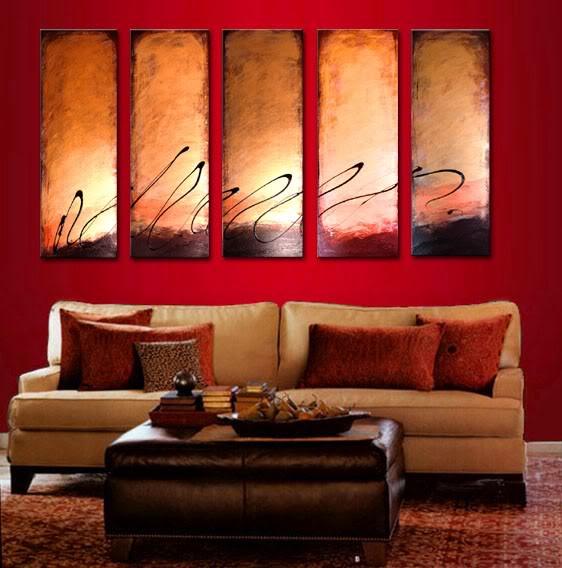 Chocolate Paintings Art