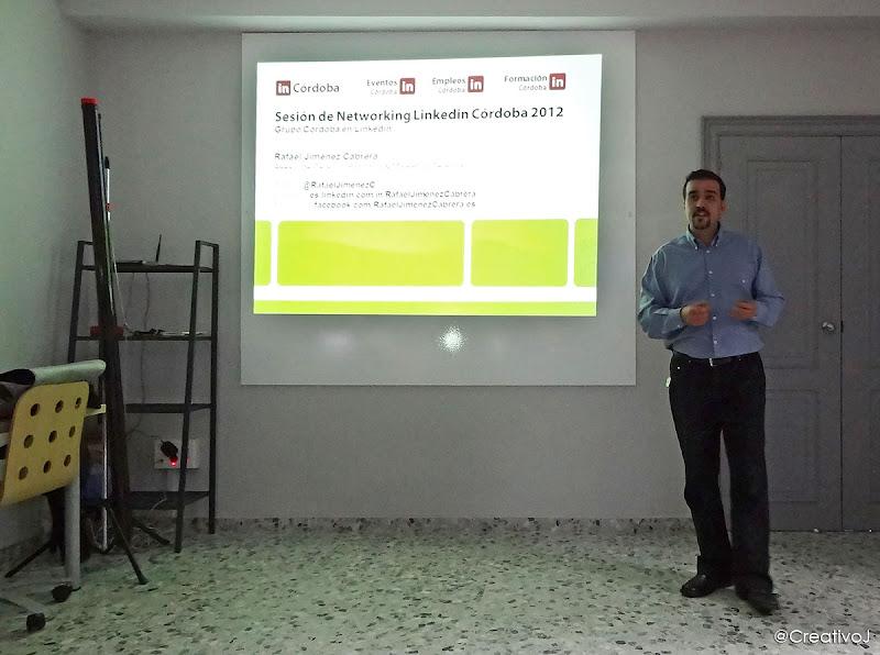 Rafael Jimenez Cabrera, Linkedin, coSfera, Grupo Córdoba