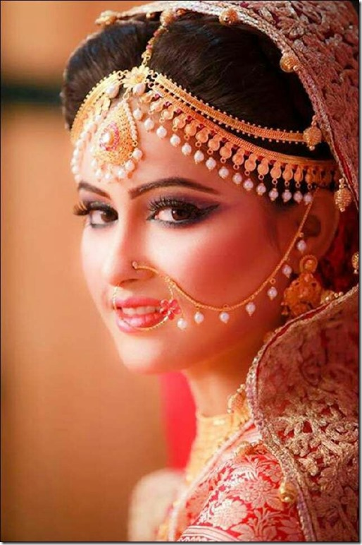 Indian Wedding Hairstyles (6)