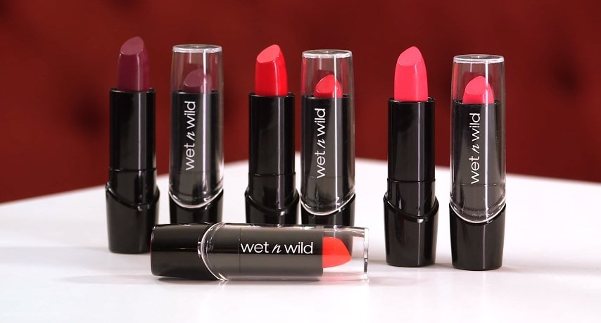 Sản phẩm son Wet n wild silk finish lipstick
