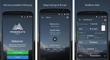 Minergate: Cara Menambang ( Mining) Bitcoin, Litecoin, Dashcoin di Android