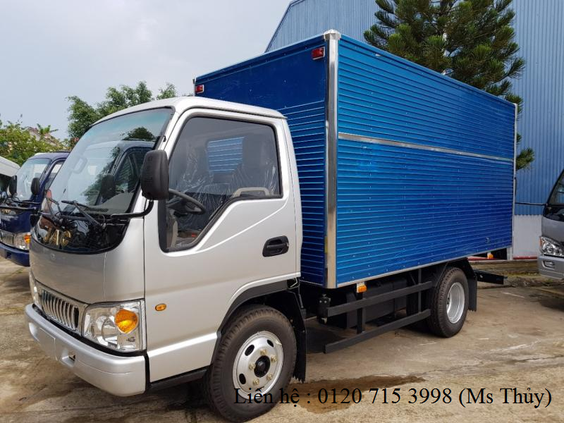 xe tải jac 2.4 tấn công nghệ isuzu chính hãng,giá cực rẻ