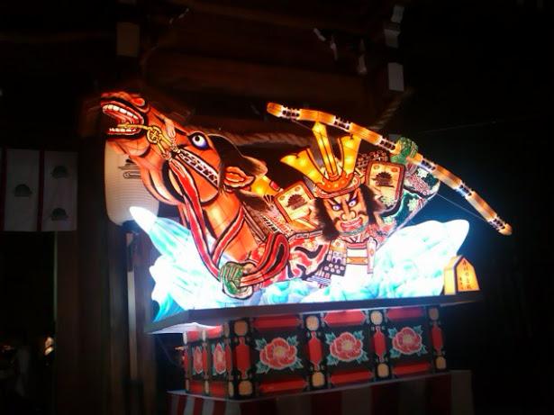 湊川神社の夏祭り