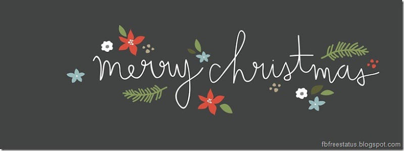christmas facebook covers photo
