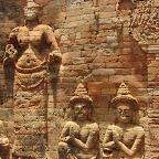 Angkor - Tempel Prasat Kravan