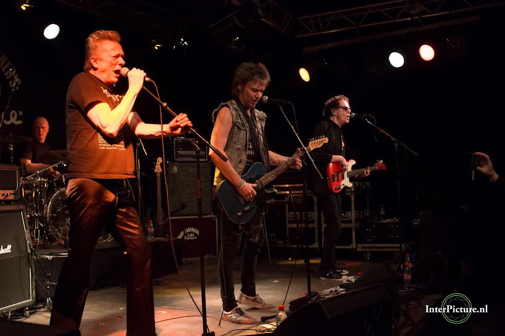 playback  en Dany Lademacher's Wild Romance (Herman droods band) 495