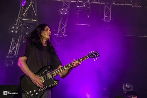 Envy au Hellfest 2015